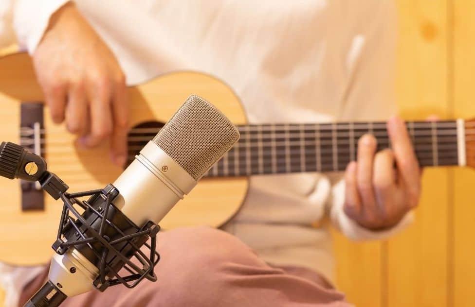 Solo-Acoustic-Guitar-Recording-