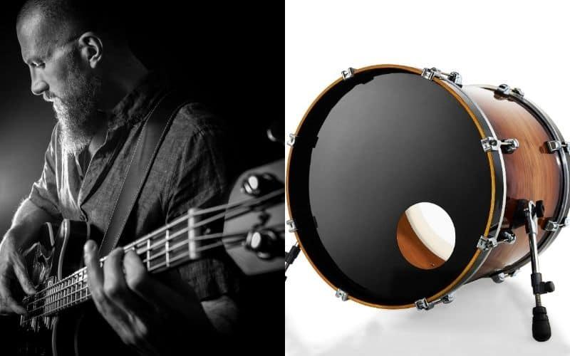 Bass and Kick Drum