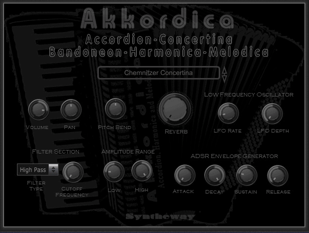 Akkordica from Syntheway