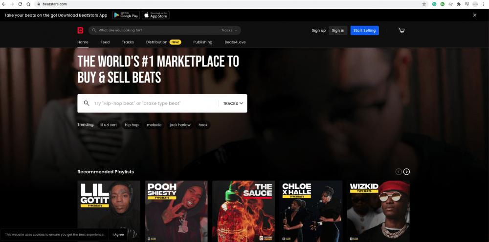 Beatstars