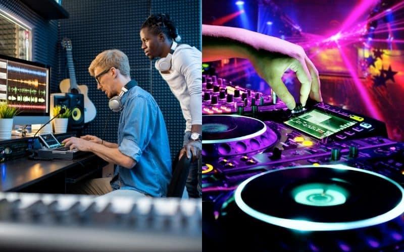 Music Producer vs DJ