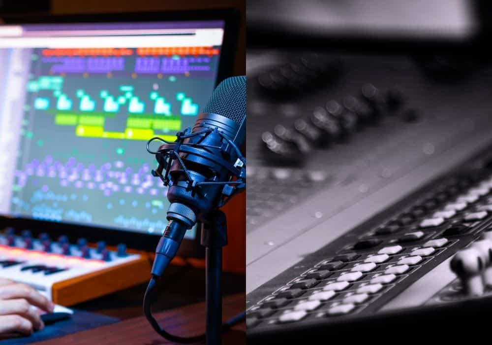 Music Production and Mixing
