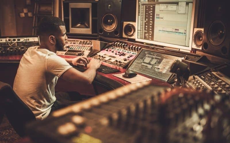 Audio Engineering in Music