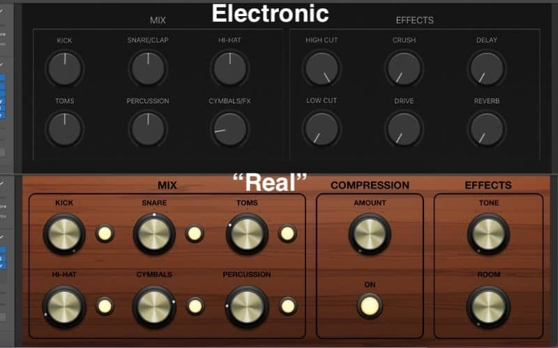 Electronic and Real