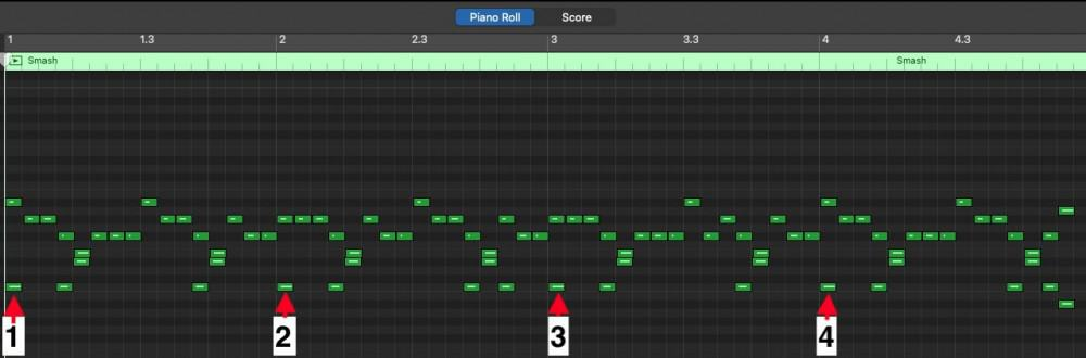 One Part of the Kit Always Keeps the Beat - How to Create Drums in Garageband