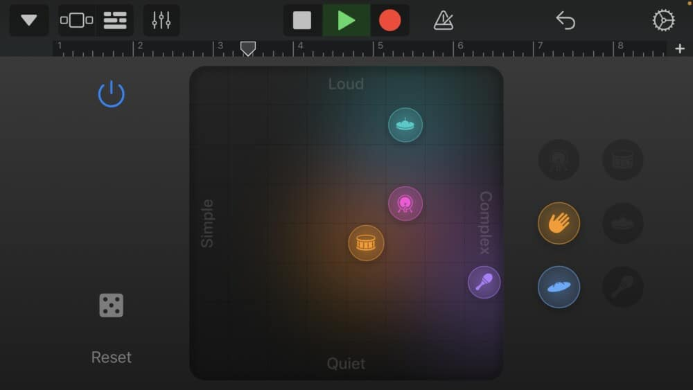 Drummer iOS - How to Make a Song in Garageband iOS