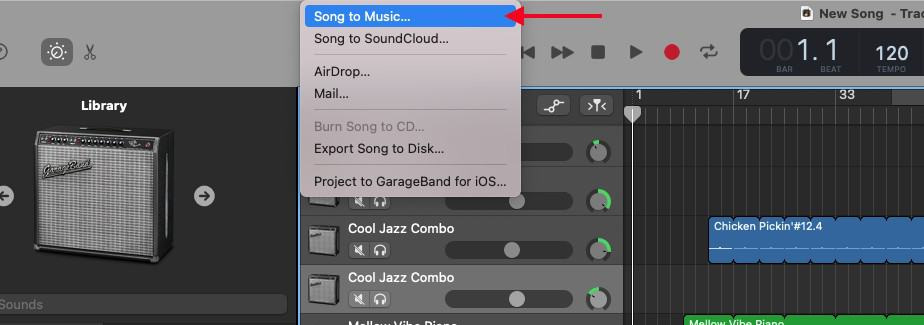 Song to Music - How to Upload to Soundcloud, YouTube, and Music