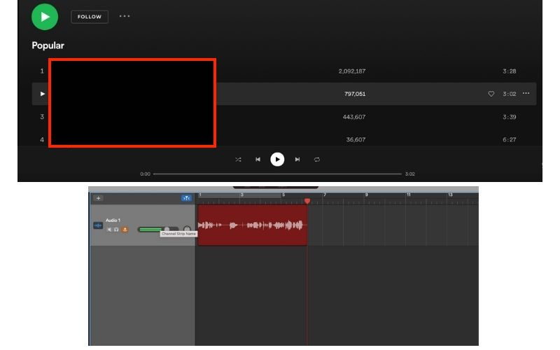 Recording Spotify With Loopback - How To Use Reference Tracks