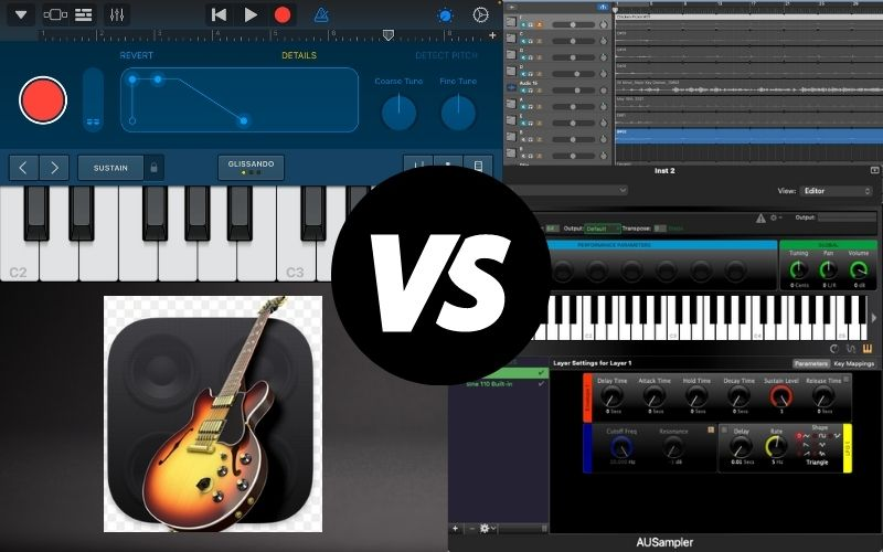 Differences Between Mac and iOS Sampler - Does Garageband Have a Sampler?