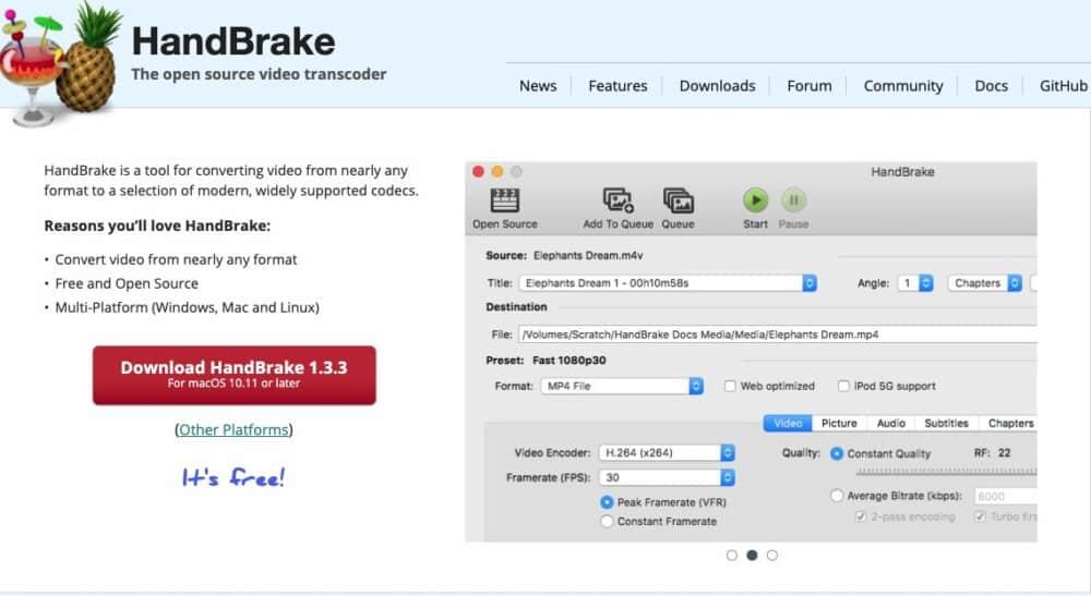 HandBrake - Does Garageband Have A Sampler?