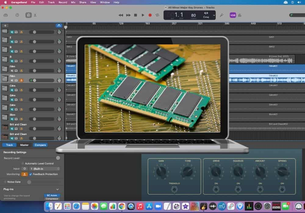 What Does RAM Do for Music Production (Main Image)