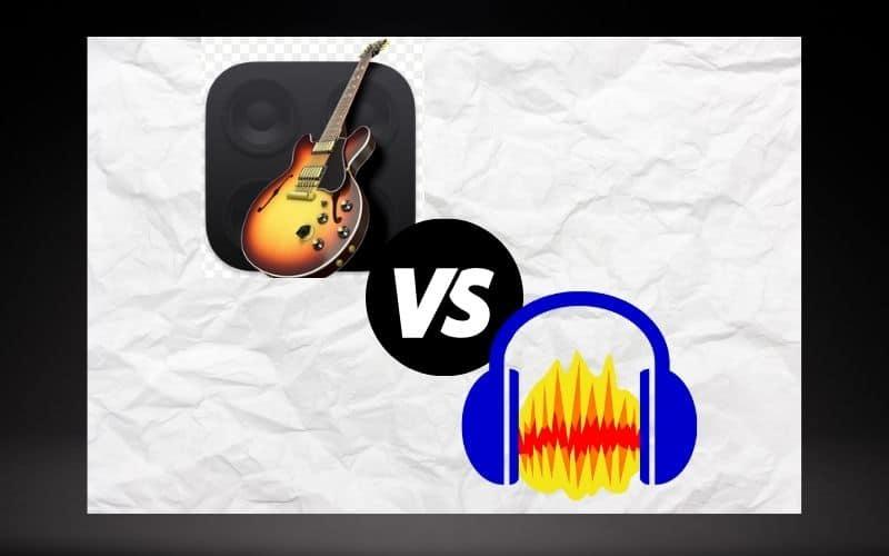 Garageband vs Audacity - How Good is Garageband For Making Music
