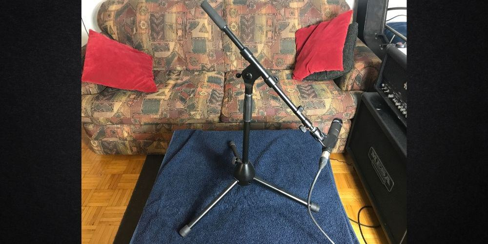 K&M Mic Stand - Recommended Products Page