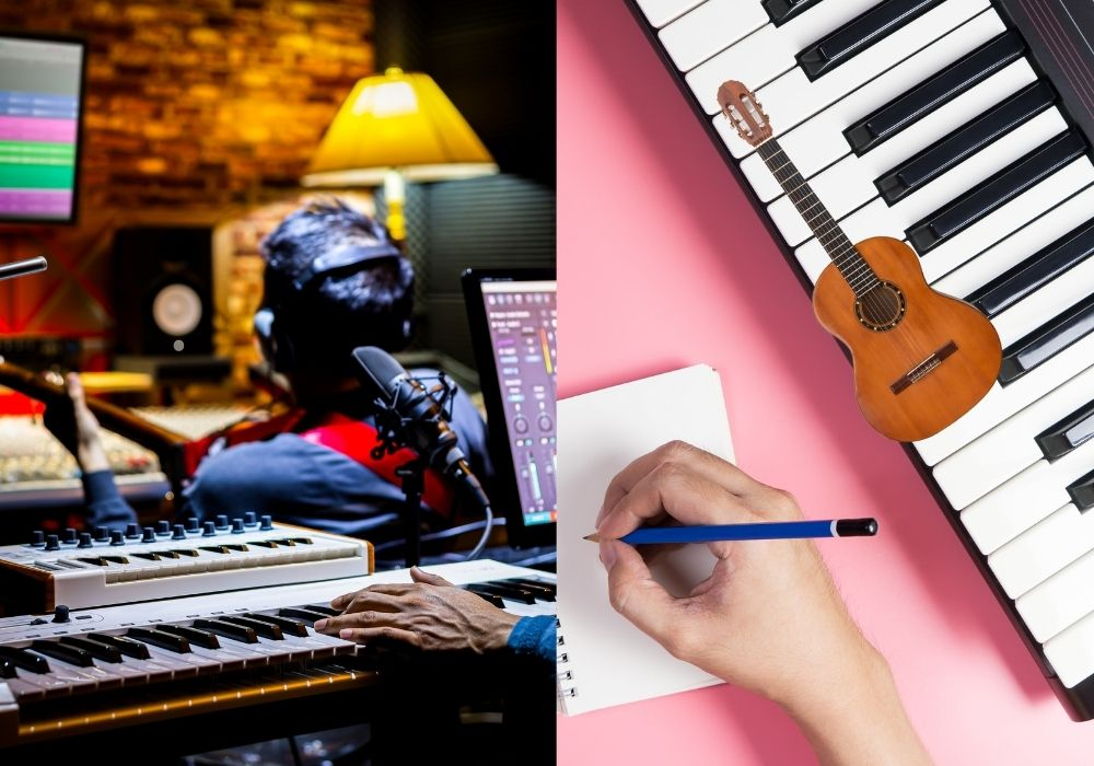 Music Production - Songwriting Tips for Beginners