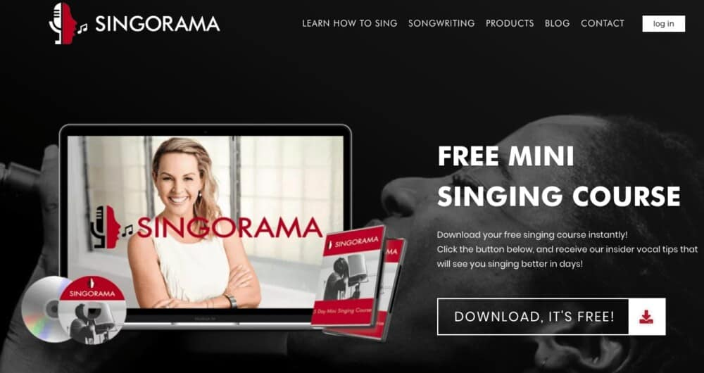Singorama -  Recommended Products Page