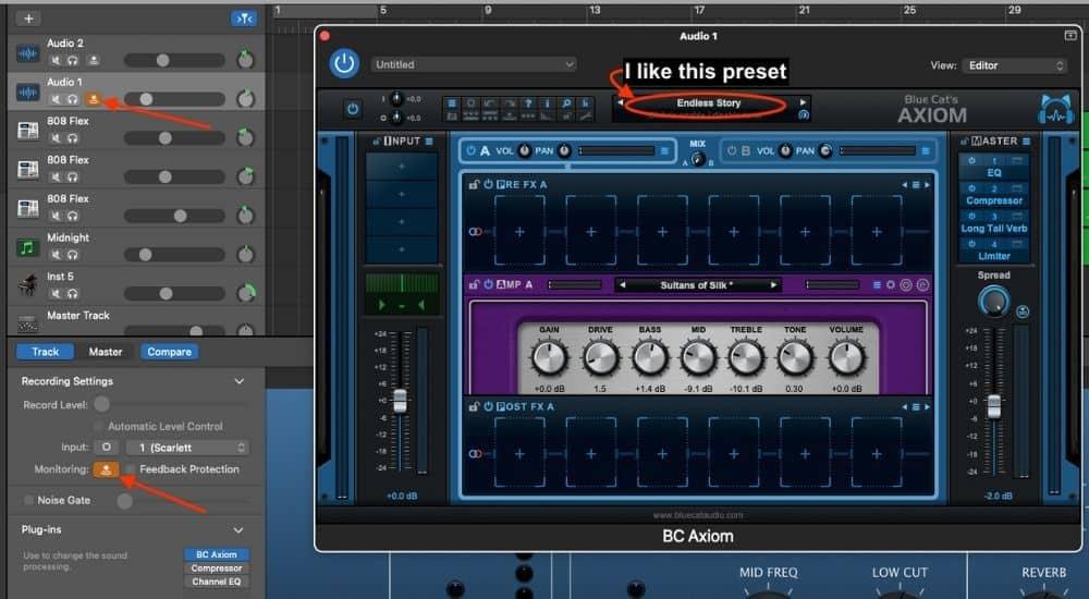 BlueCat-Audios-Axiom-How-To-Make-Guitar-TikTok-Videos