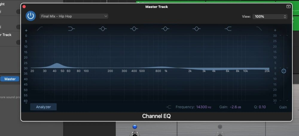 Channel EQ - How to Make Guitar Videos for TikTok