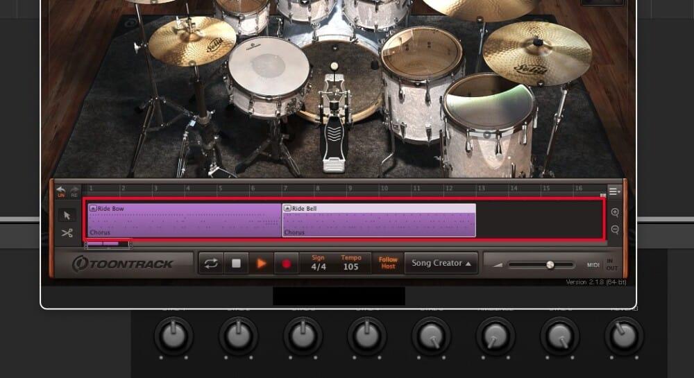 EZ Drummer 2 - Best Plugin for Garageband