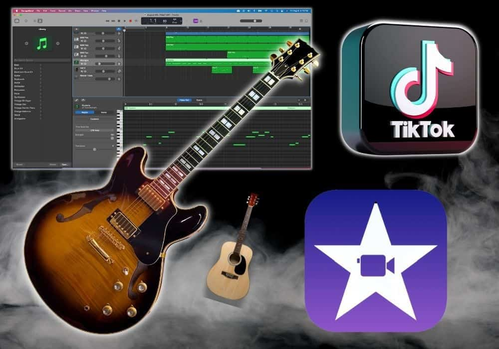 How to Make Guitar Videos for TikTok - Featured Image