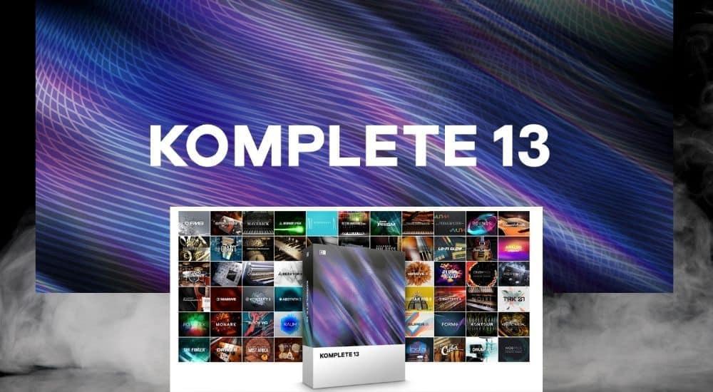 Komplete 13 - Best Plugins for Garageband