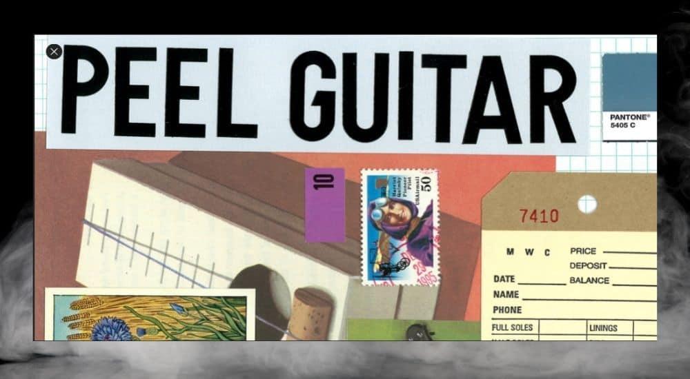 Peel Guitar - Best Plugins For Garageband