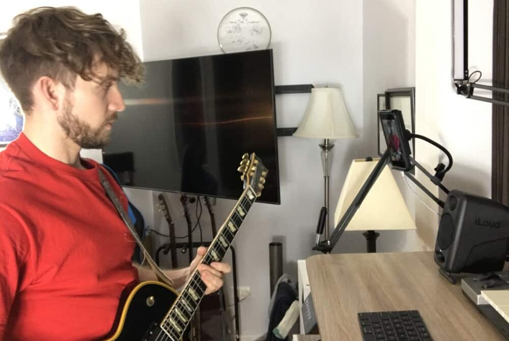 Recording - How to Record Tiktok Guitar Videos