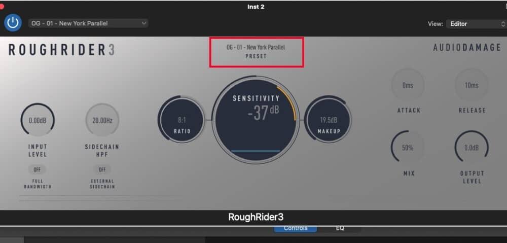 Rough Rider 3 - Best Plugins for Garageband