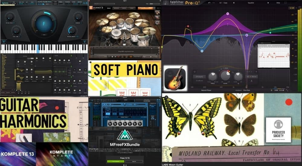 All of the Best Plugins for Garageband