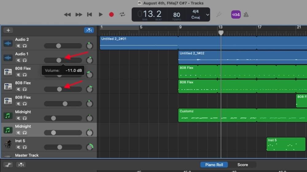 VU Meters - How to Make Guitar Tiktok Videos