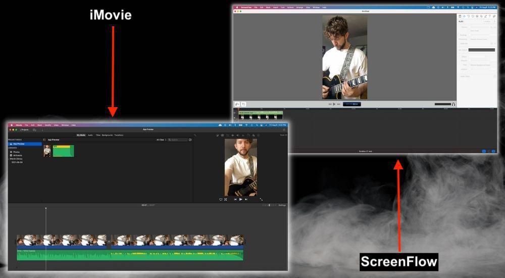 iMovie/ScreenFlow - How to Make Guitar Videos on TikTok