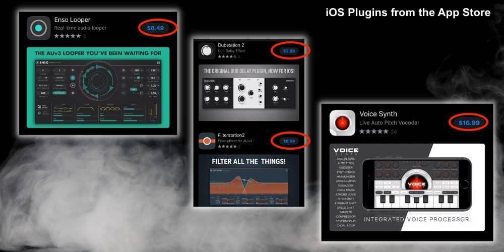 iOS Plugins on the App Store - iOS Versus macOS