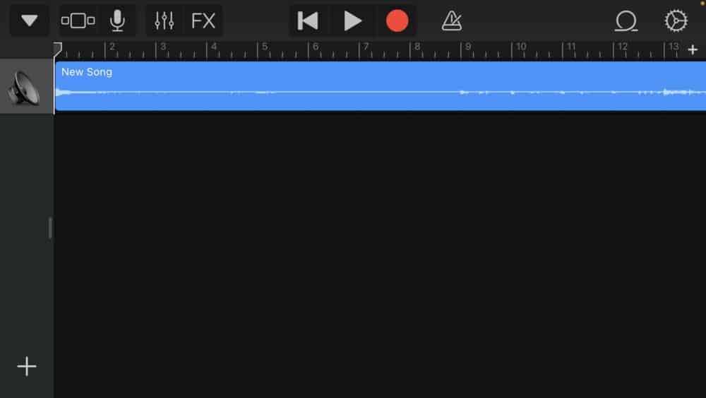 Exporting macOS Garageband Tracks to iOS
