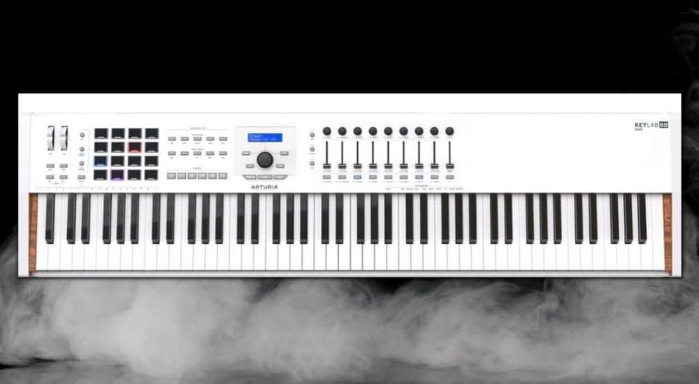 Arturia KeyLab 88 - Why Learning Piano Isn't Hard By yourself