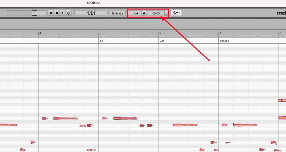 Changing Tempo with Melodyne 5 - How to Slow Down Audio in Garageband