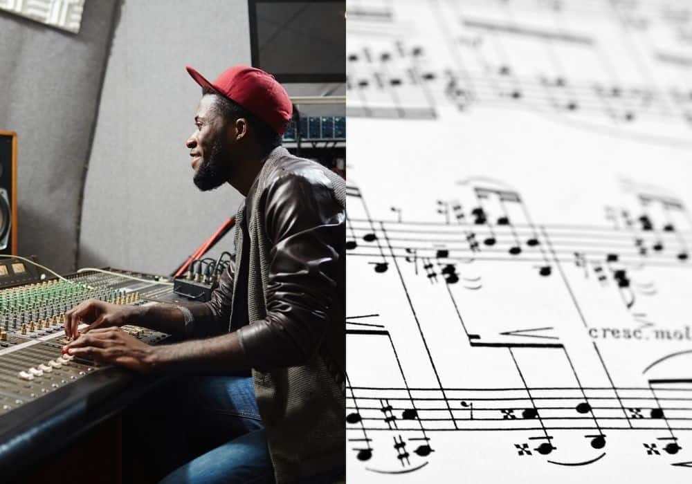 Featured Image - What's the Difference Between A Music Producer and Arranger