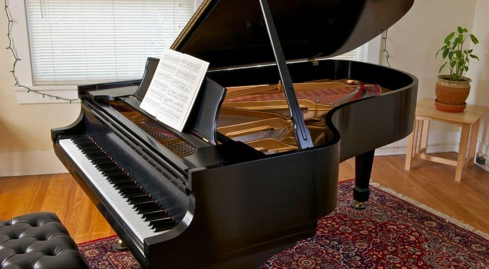 Grand Piano - Are Keyboards As Good As Piano