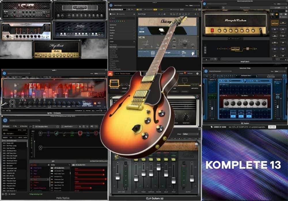 Guide to Guitar Plugins - Featured Image