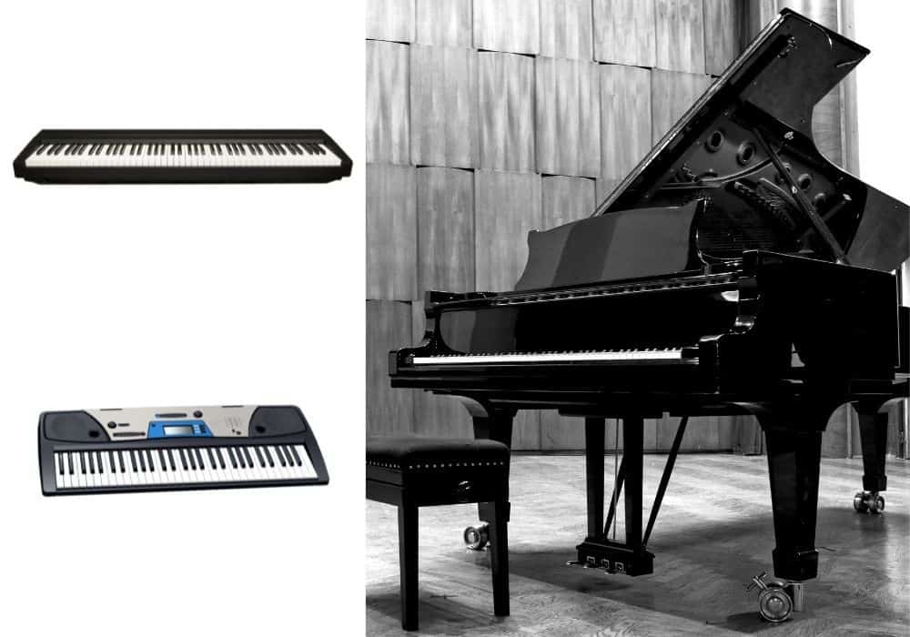 Keyboard versus Piano - Are Keyboards As Good As Piano