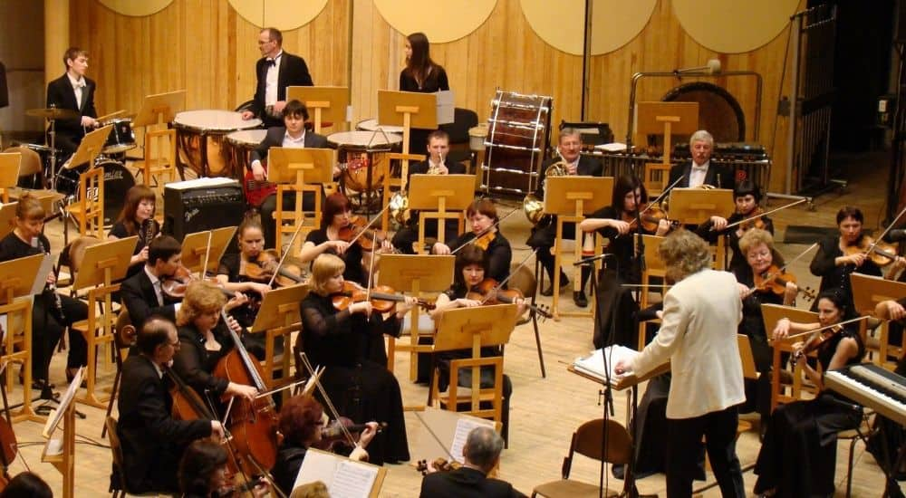 Orchestra - What's the Difference Between A Music Producer and Arranger?