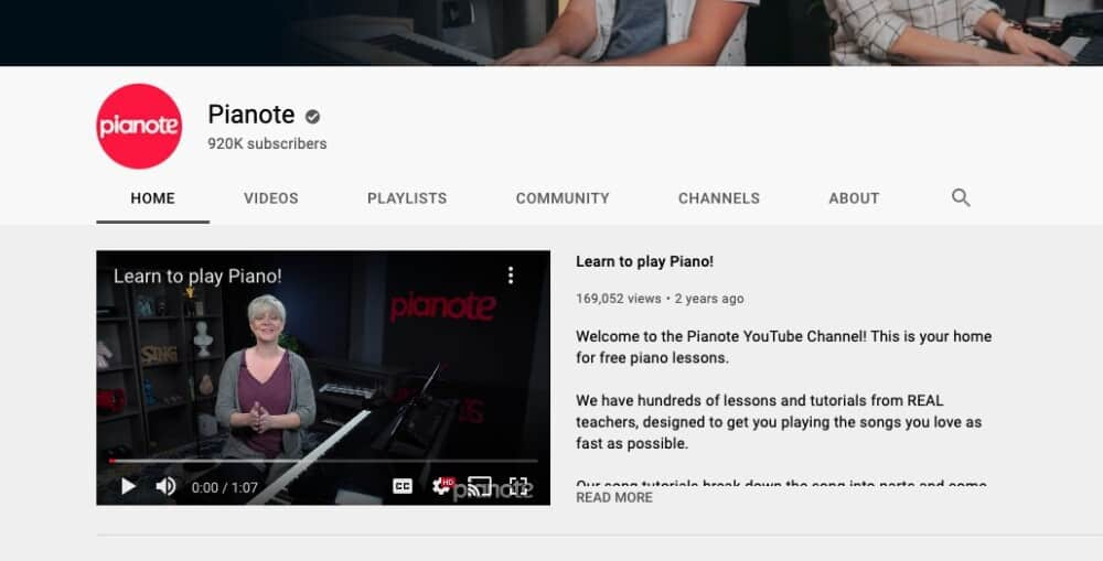 Pianote - Why Learning Piano Isn't Hard By Yourself