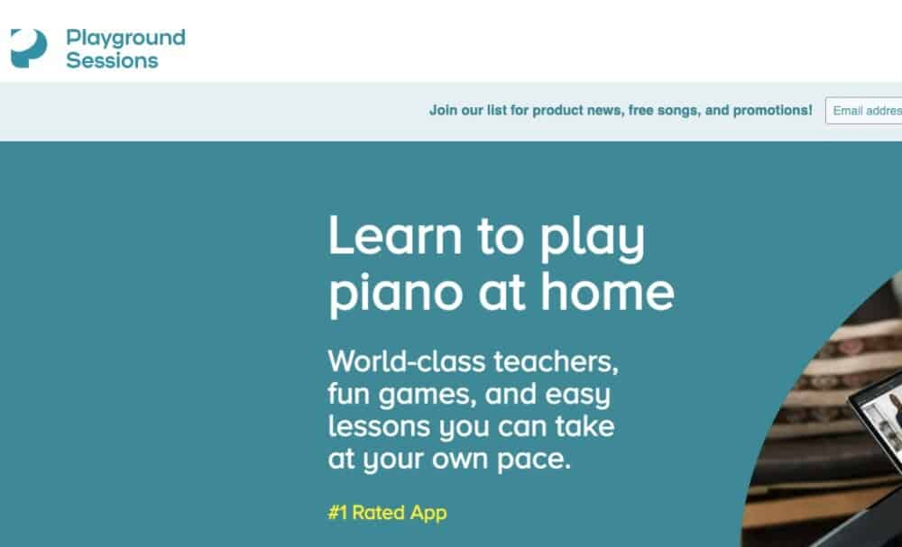 Playground Sessions - Why Learning Piano Isn't Hard By Yourself