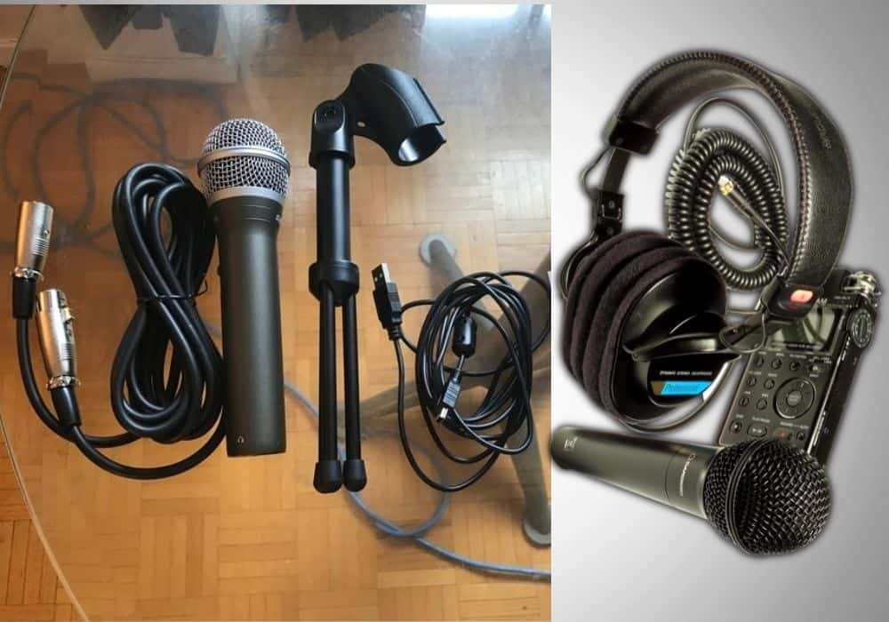 Samson Q2U - Using A Microphone Without An Audio Interface